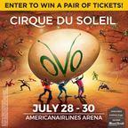 MH - Cirque De Soleil Ovo contest