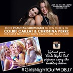 Win Tickets to Colbie Caillat & Christina Perri!