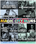 Magic City Blues ticket giveaway