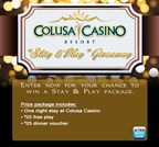 Colusa Casino Stay & Play Giveaway