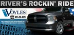 The River's 2017 Rockin' Ride Sweepstakes