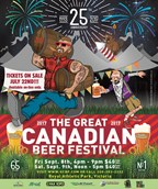 VNE - The Great Canadian Beer Festival 2017