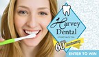 Harvey Dental Anniversary Dental Hygiene Quiz and Sweepstakes 2