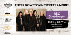 REO Speedwagon Concert Sweepstakes