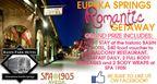 Eureka Springs Romantic Getaway