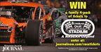 Bowman Gray Racing sweepstakes