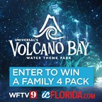 WFTV 2017 Universal Orlando Volcano Bay Grand Opening Sweepstakes