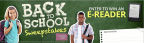 Back to School Sweepstakes 2