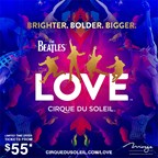 Cirque du Soleil The Beatles Love