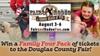 Win Tickets to The Douglas County Fair