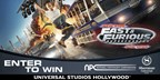 Fast & Furious Supercharged Sweepstakes
