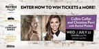 Colbie Caillat and Christina Perri with Rachel Pla