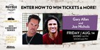 Gary Allan and Joe Nichols Concert Sweepstakes