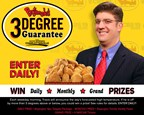 Bojangles' 3 Degree Guarantee