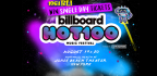 WIN SINGLE DAY TICKETS TO THE BILLBOARD HOT 100 MUSIC FEST