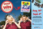 ABB, CPL, LAT, MRN, PAN, SUL - The Fair at the PNE Giveaway