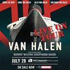 Van Halen VIP Ticket Giveaway!
