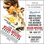 MH-MISSION: IMPOSSIBLE - ROGUE NATION PROMO