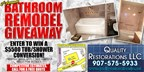 Quality Restorations 2nd Annual Bathroom Remodel Giveaway
