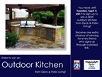 Outdoor Kitchen Giveaway (MOCK-UP)