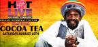 HOT LIVE starring Cocoa Tea (4 Front Row Seats)