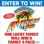 MH-South Florida Adventure Pass Sweepstakes