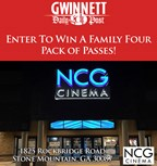Win four movie tickets