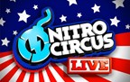 WOAI SAN ANTONIO LIVING AND KABB DAYTIME @ NINE NITRO CIRCUS PHOTO CONTEST