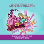 Meghan Trainor Ticket Giveaway