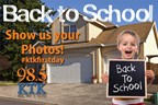 Back to School- First Day Photos