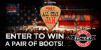 Boot Factory Outlet Contest