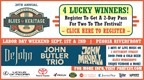 Peoria Blues and Heritage Music Festival Ticket Giveaway