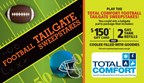 Football Kick-Off Tailgate Sweepstakes