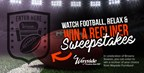Watch Football, Relax & Win a Recliner Sweepstakes!