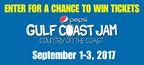 Gulf Coast Jam Giveaway 2017