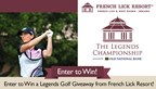 Legends Golf Giveaway from French Lick Resort