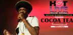 Cocoa Tea Hot Live