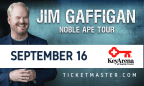 Win Tickets to Jim Gaffigan at KeyArena!