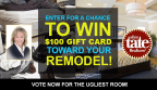 Ugliest Room Photo Contest