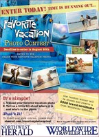 Favorite Vacation Photo Contest