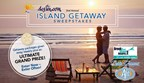 2nd Annual Island Getaway Sweepstakes