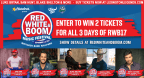 Enter to Win TWO 3-Day Passes to Red White & Boom 2017!