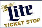 Miller lite Ticket Stop