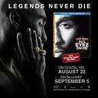 All Eyez On Me The Untold Story of Tupac Shakur Blu-ray Combo Pack Sweepstakes