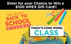 FOX 11's Back-to-School Giveaway!