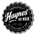 Party for 8 at Haynes on Main