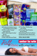 Oasis Tanning Salon Sweepstakes