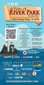 A Taste of River Park-8/31/17