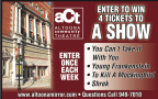 Altoona Community Theatre Week 3 Quiz