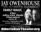 Win Owenhouse Tickets
